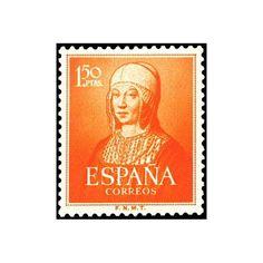 ESPAÑA SEGUNDO CENTENARIO NUEVO Nº 1095 ** 1,5P NA