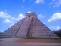 Chichen itza, UNESCO world heritage site, Mexico