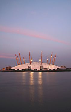 Millennium Dome (O2 Arena)  London