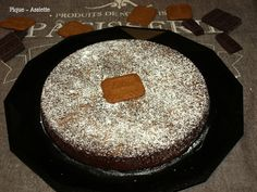 Fondant au chocolat mortel de Christophe Felder (Recettes au Companion ou pas ...) Chefs, Christophe Felder, Chocolate Cake, Tiramisu, Biscuits, Table, Pudding, Breakfast, Ethnic Recipes
