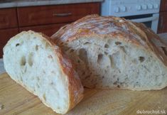 Czech Recipes, Cooking Recipes, Healthy Recipes, Bread And Pastries, Pizza Dough, Deli, Food Inspiration, Cake Recipes, Good Food