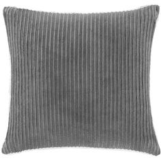 Monterey Corduroy Plush Square Pillow : Target ❤ liked on Polyvore featuring home, home decor, throw pillows, target toss pillows, square throw pillows, corduroy throw pillows, target throw pillows and target home decor