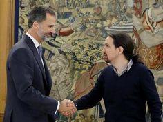 La monarquía, un debate social para Podemos