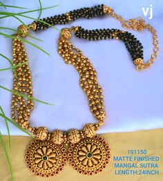 Jewelry Design Earrings, Gold Earrings Designs, Gold Jewellery Design, Gold Temple Jewellery, Gold Mangalsutra Designs, Gold Jewelry Simple, Jewelry Patterns, Bridal Jewelry, Wedding