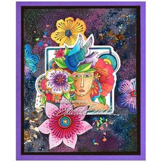 Today we have our post spotlighting all the fabulous Laurel Burch stamps and dies that are perfect for celebrating mom this year. The beautiful Blossoming Woman card created by Fran Seiford is symb…