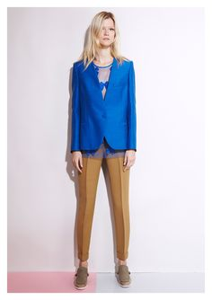 Stella McCartney Resort 2012 - Review - Collections - Vogue