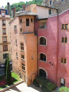 quartier saint jean Lyon France