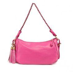 $54.99 Fashion Rose PU Leather Handbag