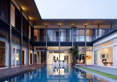 KSK || LUXURY Connoisseur ||  Singapore Bungalow//Cool modern house