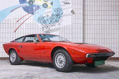 "1975 Maserati Khamsin - 325hp ""matching numbers"" | Classic Driver Market"
