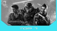 Top 7 - I Migliori Videogiochi del 2016