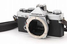【NEAR MINT】Olympus OM-2 OM2 35mm SLR Film Camera Body Only from Japan 412 #Olympus