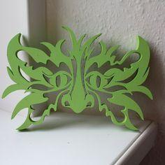 Green 'green Man'