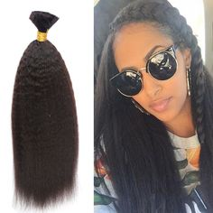 12 28 Malaysian Virgin Hair Straight Bulk Extensions Can Be Dyed