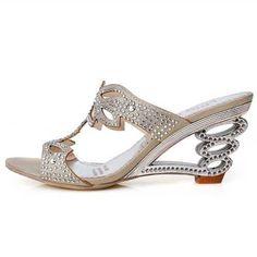 2014 sexy rhinestone snake platform high heel | New Arrival 2014 Fashion  High Heels Platform Cutout