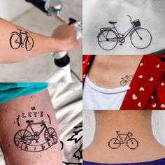 Some more #cycling #tattoo ideas...