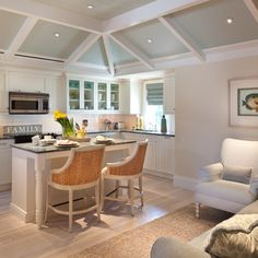 Garage conversion great layout house pinterest for Mother in law garage apartment