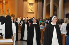 Dominican Sisters of Saint Cecilia  We thank God for our five Sisters who recently made their perpetual profession of vows. May God bestow His grace upon them as they labor in the vineyard for the salvation of souls.