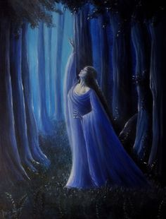 The Dance of Luthien by Gwillieth on DeviantArt