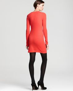 Theory Sweater Dress - Jiya Cashmere | Bloomingdale's