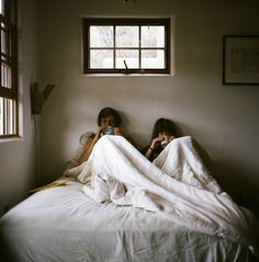 Let's pretend that we have colds And lie in bed and wear our robes around the house And breath in basement books of old And dusty words of stories told about somewhere else - Serena Ryder