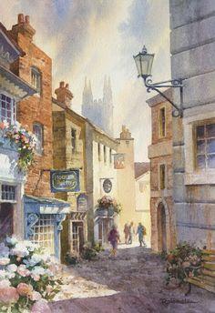 Roland Lee Travel Sketchbook