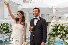 Un benvenuto così: fresco e colorato. Tanti Auguri ancora ai nostri sposi! www.alchiardiluna.it #alchiardiluna #ilmatrimoniochestaisognando #wedding #napoli