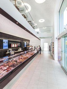 Die 86 besten bilder auf ladenbau in 2019 butcher shop for Design hotel essen