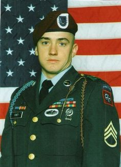 Army Sgt. 1st Class Tony L. Knier Died October 21, 2006 Serving During Operation Iraqi Freedom 31, of Sabinsville, Pa.; assigned to 1st Battalion, 505th Parachute Infantry Regiment, 3rd Brigade Combat Team, 82nd Airborne Division, Fort Bragg, N.C.; died Oct. 21 from injuries sustained when an improvised explosive device detonated near his vehicle in Bayji, Iraq.