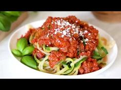 This is the BEST Bolognese Sauce Recipe, and it's easy to make. It's a staple in my home, I make a big batch and have meals for several nights. This is always