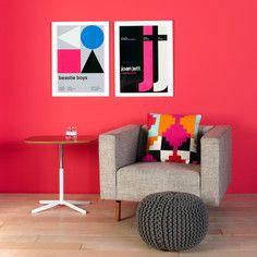 Cambro Lounge Chair, blu dot
