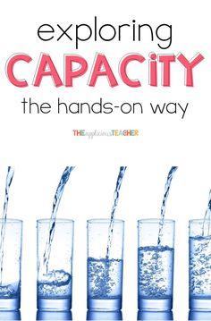Exploring capacity u