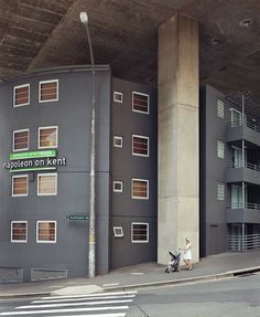 Urban Structures by Chris Round