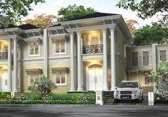 """Model Rumah Mewah Klasik~Lagi-lagiModelRumahMewah Klasik milik Group Lippo ini menjadi banyak perhatian baik dari kalangan pengembang maupun masyarakat umum karena model-model rumah yang dimiliki oleh pengembang perumahan terkemuka di Indonesia ini begitu bagus dan menawan. Bagi anda yang punya keinginan untuk membangun rumah sendiri model rumah mewah klasik ini bisa dijadikan """"Inspirasi"""" untuk mengembangkan (bukan …:"""