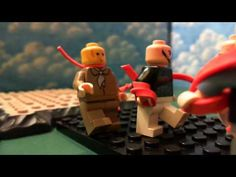 Lego version of this story. Great for preschoolers :) Jesus Heals Ten Lepers - YouTube