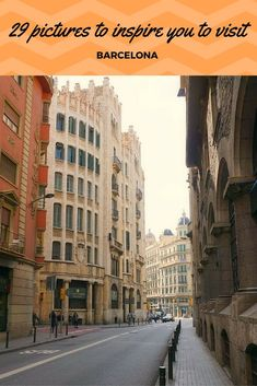 29 pictures to inspire you to visit Barcelona - There was a time when I used to travel without my camera gear. Three years later, I can't even leave the front door without my FujifilmXT10 and my favoriteprime lens. It's really quite fantastic to go for a walk and snap a picture in the most...