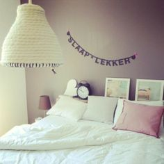 Nieuwe slaapkamer | slaaplekker slaapkamer ideeën Door AylaL69