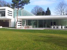 Design-Schiebetür/Schiebefenster aus Aluminium KELLER minimal windows® by KELLER