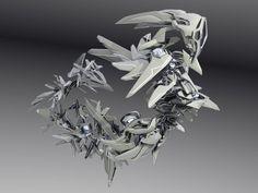 """Yang"" from Xsense.  Designed by Sense .  3DCGI by Taketo"
