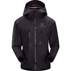 Arcteryx Alpha LT Jacket - Men's Black Large Arc'teryx ++ You can get best price to buy this with big discount just for you.++