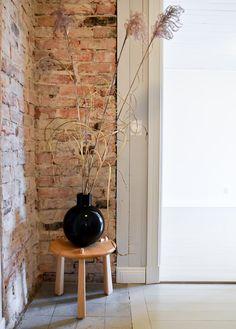 add: design / anna stenberg / lantligt på svanängen: Mitt i målandet