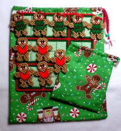 Tic-Tac-Toe Game  Gingerbread by gailscrafts on Etsy