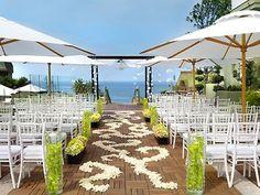 A girl can dream.. <3  L'Auberge Del Mar San Diego Wedding Location Ocean Views