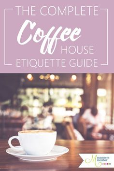 Are you headed to your local coffee shop? Don't miss these modern manners for your next coffee shop experience. These etiquette tips will help you enjoy your coffee house experience and make it better for others, too! Coffee Shop, Coffee Cups, Etiquette And Manners, Easy Smoothie Recipes, Career Success, How To Make Coffee, Great Coffee, Summer Drinks, Social Skills