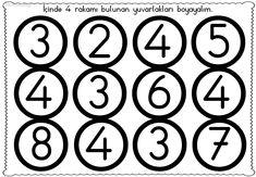 Montessori, Preschool, Number, Education, Note Cards, Kid Garden, Kindergarten, Onderwijs, Learning