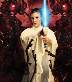 Leia Organa Solo (born Leia Amidala Skywalker) was, at various stages of her life, a politician, revolutionary, and Jedi Knight of the New Jedi Order. The daughter of Jedi Knight Anakin Skywalker and Senator Padmé Amidala of Naboo, Leia was the younger twin sister of Luke Skywalker, and, shortly aft...