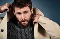 Chris Hemsworth for GQ Germany.
