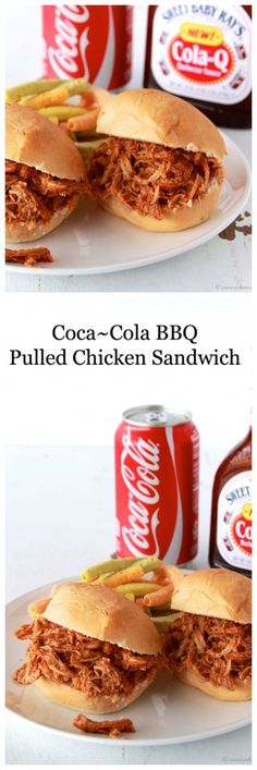 Coca~Cola BBQ Chicke