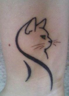 MEOW! The Best Cat Tattoos EVER                                                                                                                                                      More