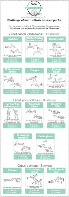 Challenge ventre plat « Six Pack – Flat belly challenge «Six Pack – Fitness Workouts, Fitness Motivation, Yoga Fitness, Sport Motivation, Workout Routines, Training Workouts, Circuit Training, Fitness Quotes, Quotes Motivation